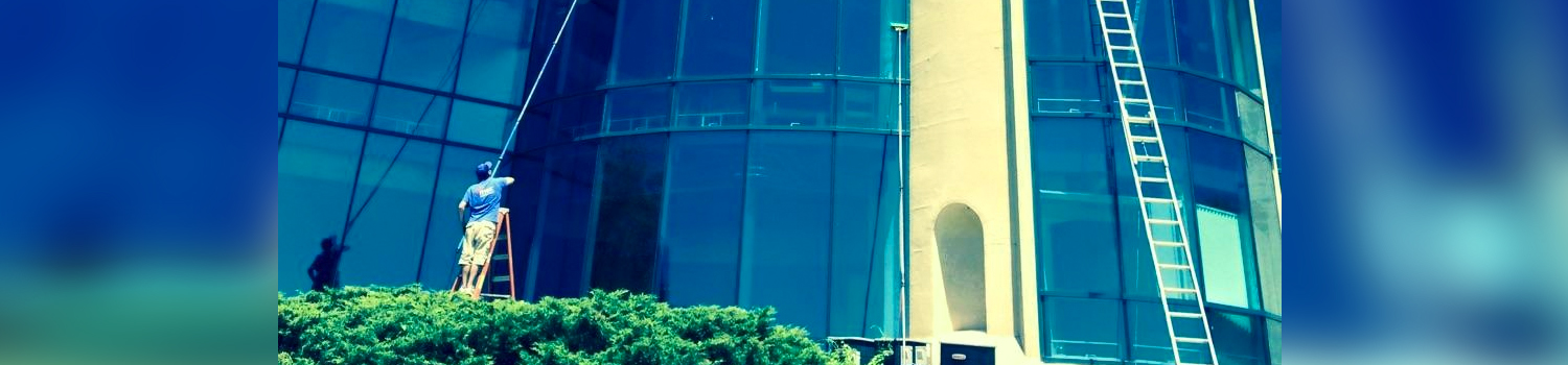 Commercial and Residential Window Cleaning